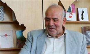 عباس دستطلا در بیمارستان بستری شد