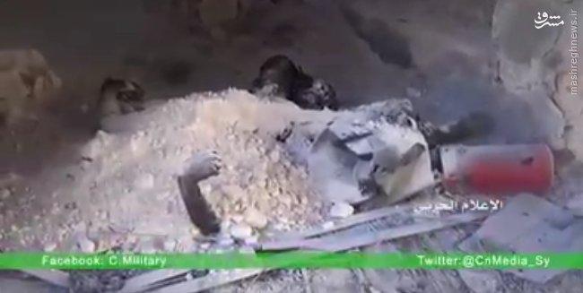 نبردهای شمال حلب به روایت القاعده+عکس و فیلم