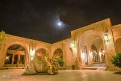 عکس/ زیباترین کاروانسرا در قزوین