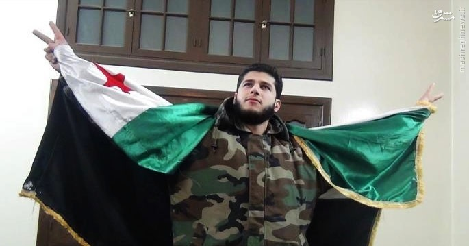 قهرمان اسکایپی ارتش آزاد پناهنده شد!+عکس (18+)