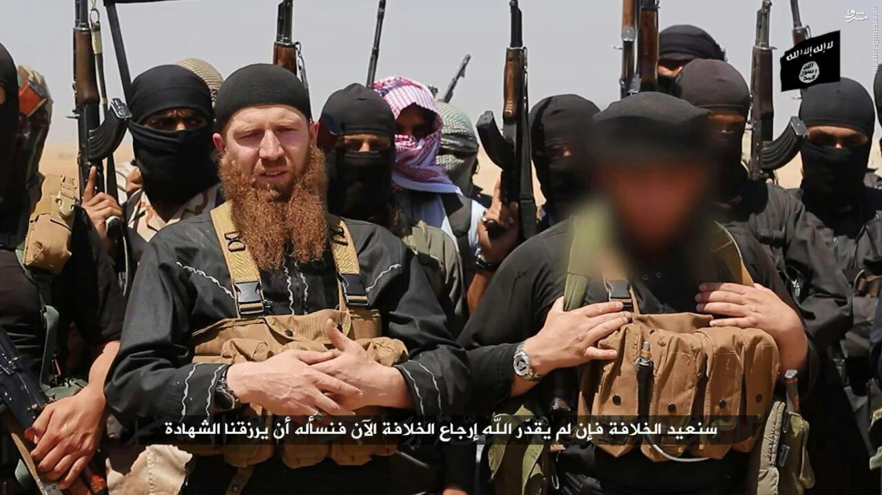 هلاکت فرمانده کل نظامی داعش در عراق+عکس