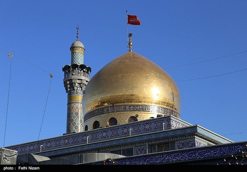 بازسازی حرم حضرت زینب(س) به اتمام رسید