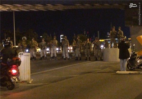 نخستوزیر ترکیه از کودتای نظامی در این کشور خبر داد