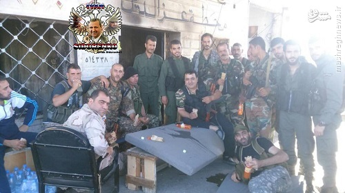 یشروی برق آسای ارتش سوریه در لاذقیه+عکس
