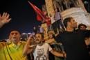 در شب ناآرام ترکیه برای سرنگونی اردوغان چه گذشت؟ +تصاویر