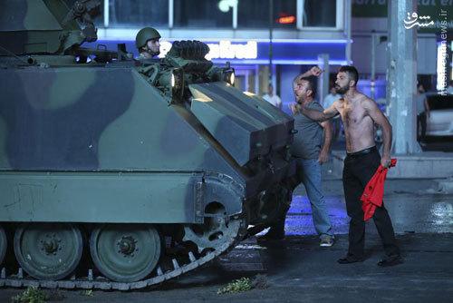 اردوغان دولتش را مدیون مردم ترکیه است/ آشتی با اسرائیل خیانت به غزه بود