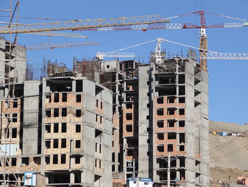 سقوط سرمایهگذاری بخش خصوصی برای ساخت مسکن