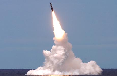 موشکهای اتمی انگلیس نوسازی می شوند