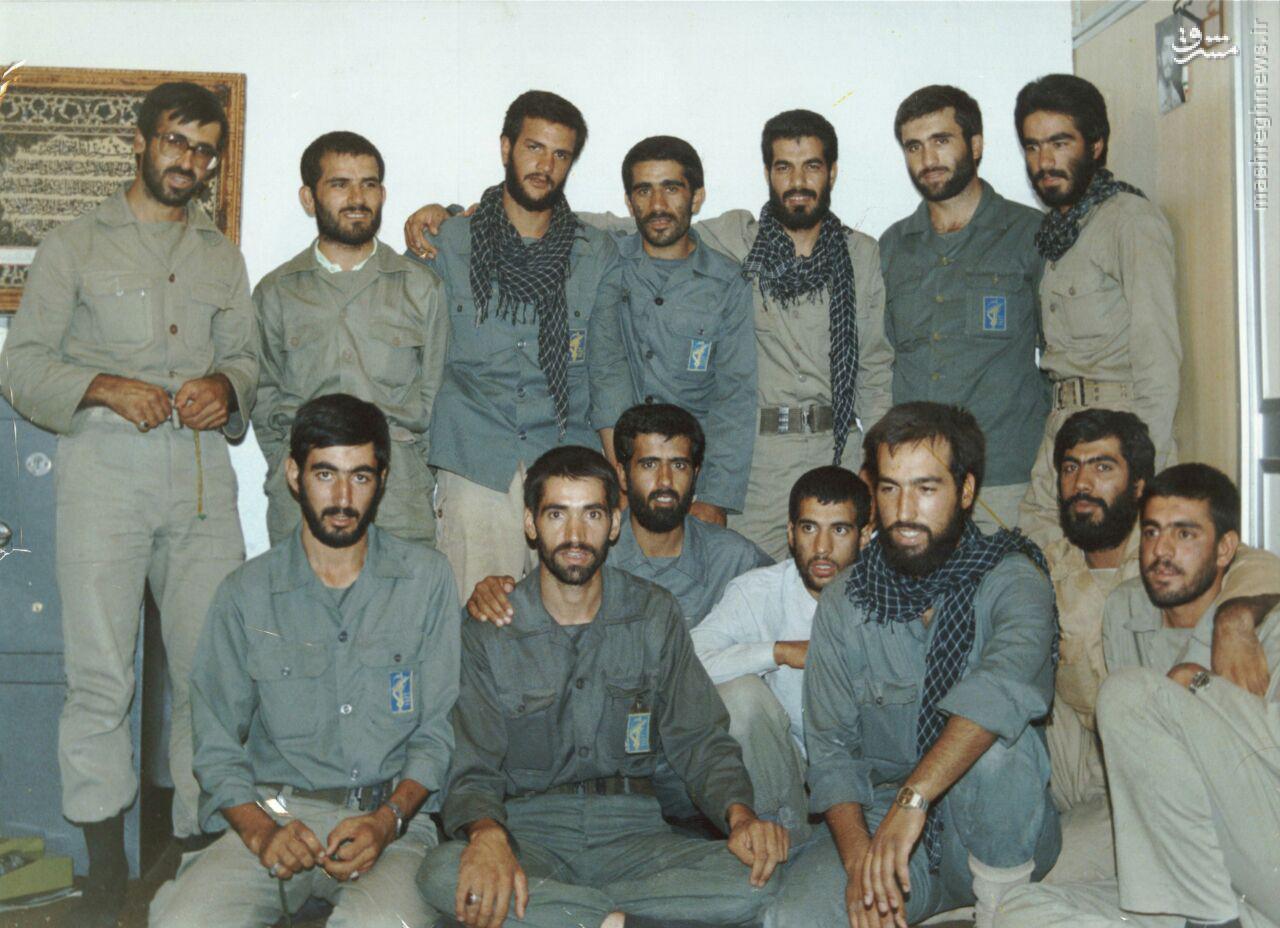 روایتی از دیدار آیت الله خامنهای با برخی از فرماندهان نظامی بعد از پذیرش قطعنامه