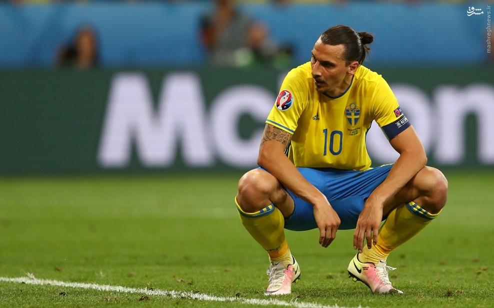 حذف یاران زلاتان با شکست مقابل بلژیک/ اولین گل خورده ایتالیا نخستین شکستش را رقم زد