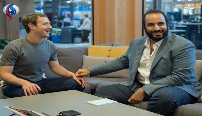 بن سلمان با «تیپ» جدید در فیسبوک چه میخواهد؟