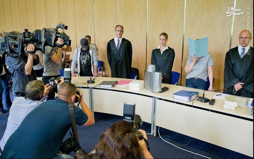 صدور حکم مادر آلمانی که 8 نوزادش را کشت +عکس