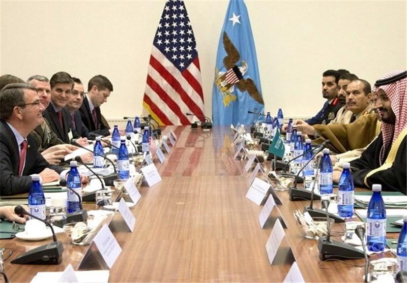 دیدار وزیران دفاع سعودی و آمریکا در واشنگتن