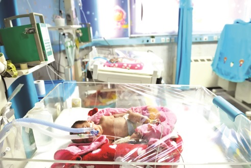 نوزادان چندروزه قربانی «اسامای»
