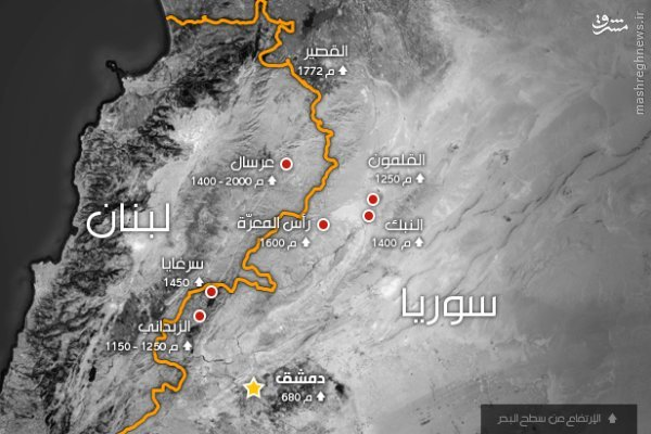 هلاکت فرمانده القاعده در القلمون+عکس