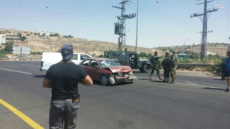 حمله شهادت طلبانه دختر فلسطینی+عکس