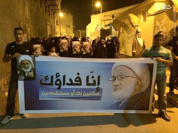 بحرینیها با دقت درباره مقاومت مسلحانه تصمیم بگیرند/