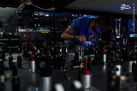 ساخت خطکشی برای اندازهگیری جهان
