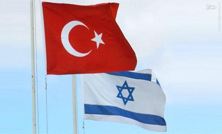 تبادل اطلاعاتی ترکیه و اسراییل پیرامون حماس!