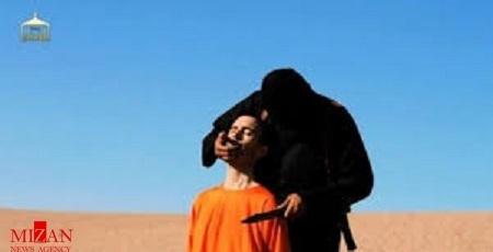 دلیل آرامش پیش از اعدام قربانیان داعش +عکس