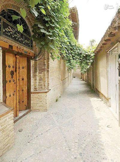 گشتی در محلهای که شیخ  84 سال در آنجا زندگی کرد