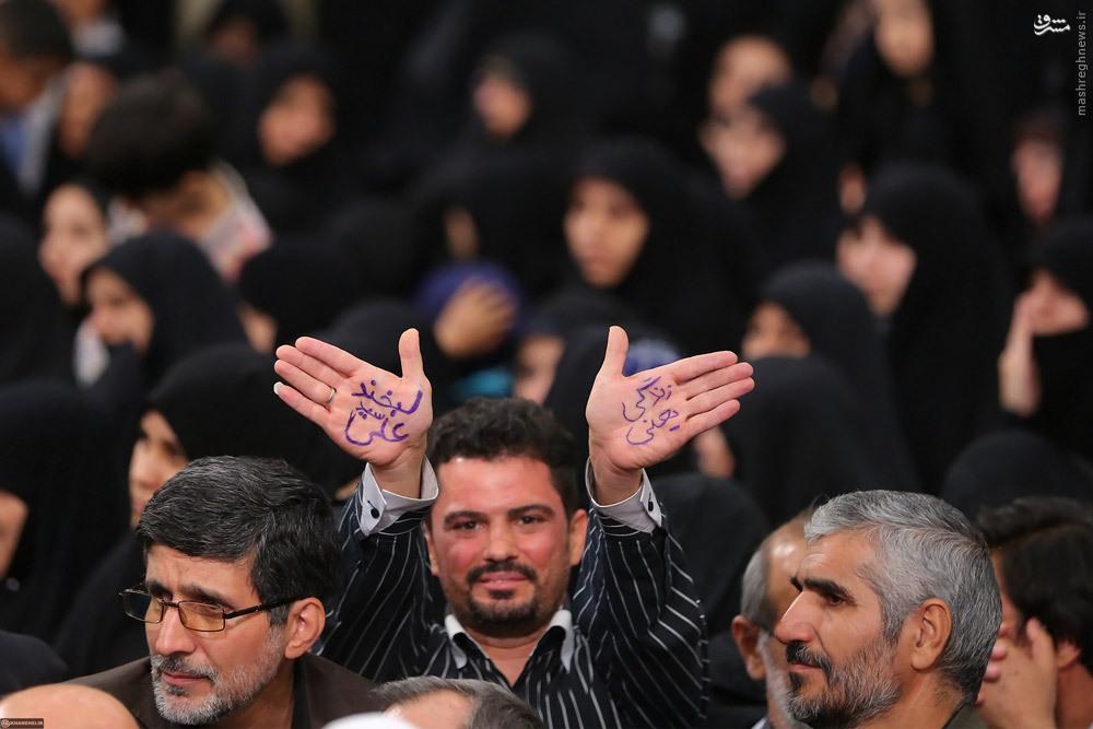 جمعی از خانوادههای شهدای هفتم تیر ۱۳۶۰، و خانوادههای شهدای  مدافع حرم و فاطمیون، عصر امروز (شنبه) با حضرت آیتالله خامنهای رهبر انقلاب اسلامی دیدار کردند.