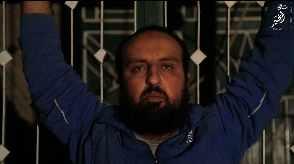 اعدام 5 فعال رسانه ای توسط داعش+عکس