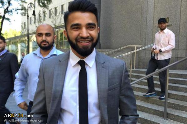 دردسر داشتن ریش برای پلیس مسلمان آمریکایی+عکس
