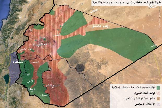 ریخت شناسی گروه های تروریستی سوریه