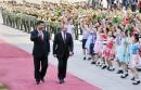 توافقات 50 میلیارد دلاری در سفر پوتین به پکن + عکس و فیلم