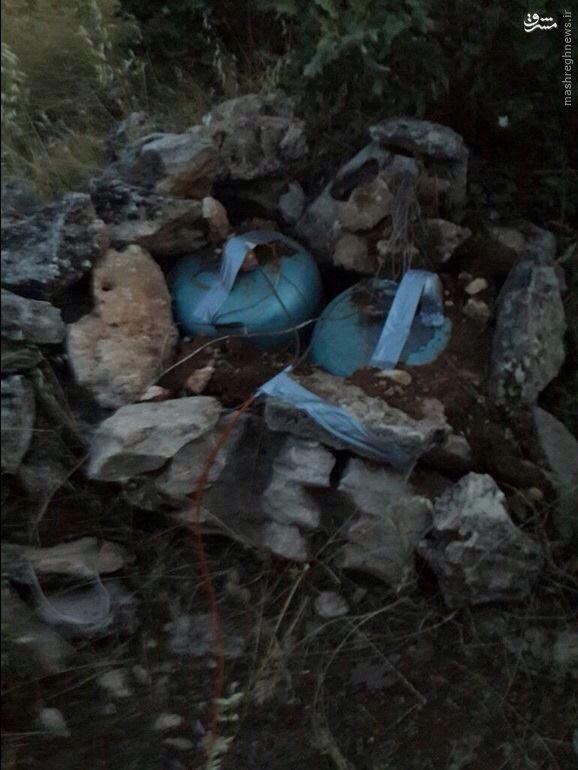 کشف 10 تن مواد منفجره در دیاربکر ترکیه+عکس