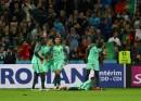صعود دراماتیک پرتغال به یک چهارم نهایی با حذف کرواسی/ یاران رونالدو حریف لهستان شدند
