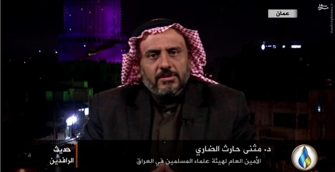 حامی القاعده مهمان شبکه تلویزیونی قطری!+عکس