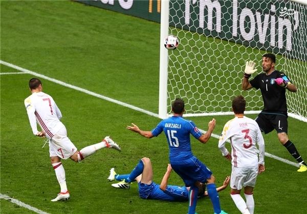وداع تلخ لاروخا با جام پانزدهم/ ایتالیا انتقام گرفت و حریف آلمان شد