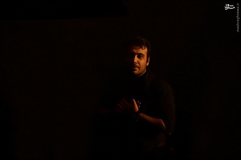 محسن چاووشی برای خدا میخواند!