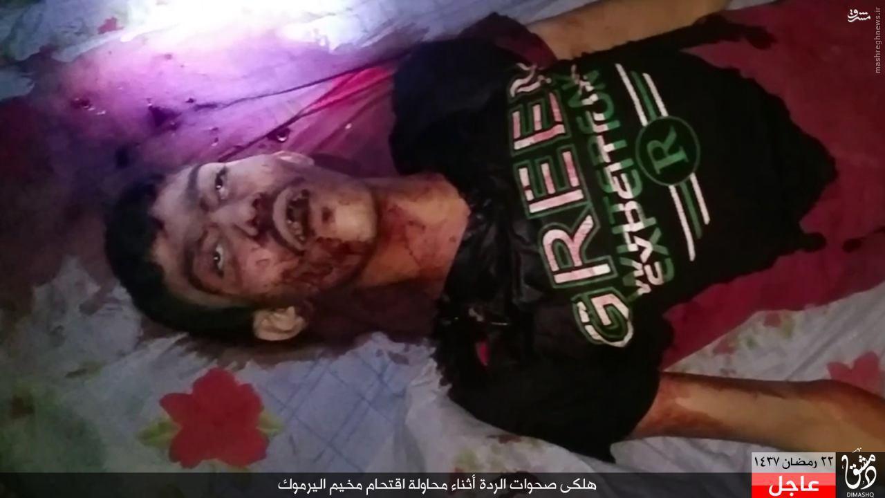 درگیری خونین القاعده و داعش در اردوگاه یرموک دمشق+فیلم و عکس