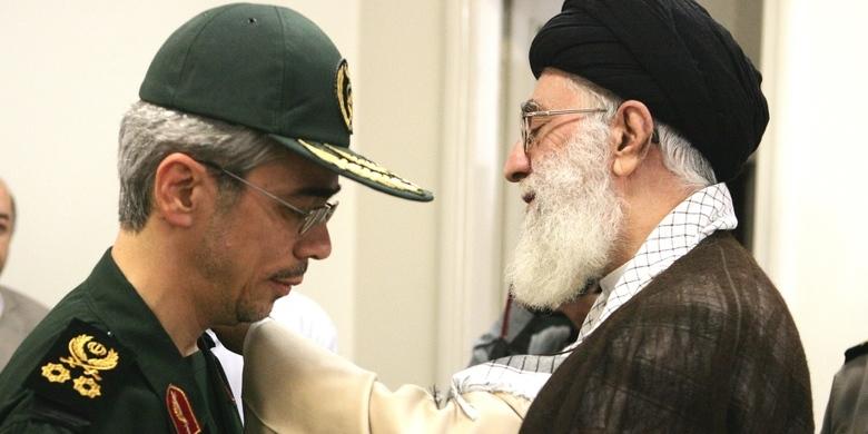 انتصاب سردار سرلشکر باقری به ریاست ستاد کل نیروهای مسلح