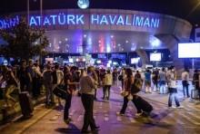 فیلم/ ده ها کشته و زخمی در انفجار های استانبول