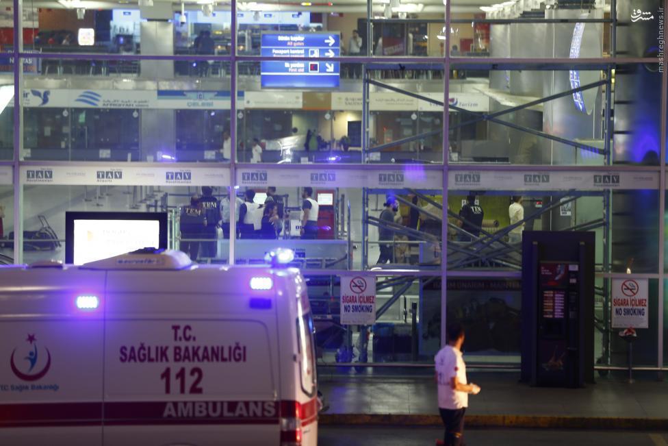 انفجار کمسابقه در استانبول + تصاویر