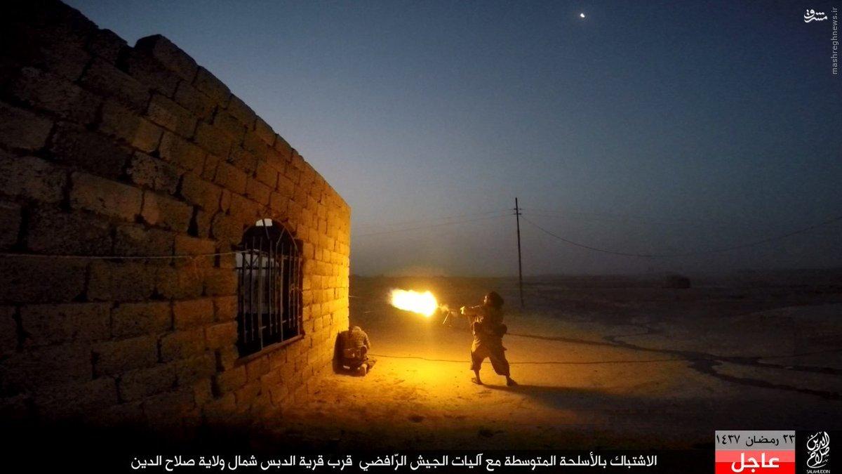 روایت داعش از عملیاتی که شکست خورد!+عکس
