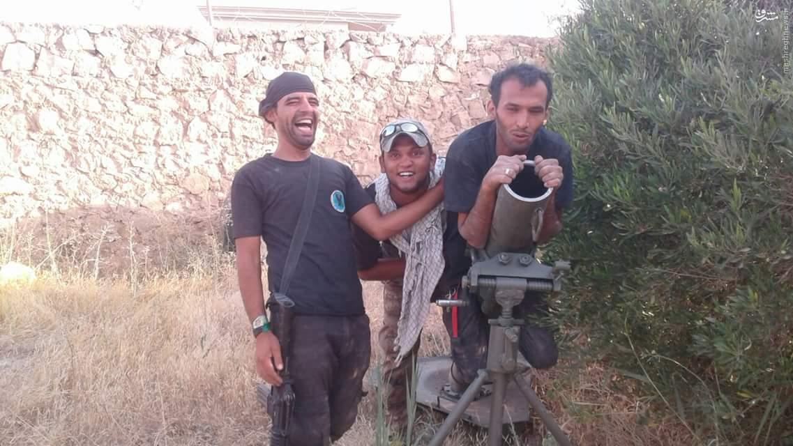 کشف انبار سلاح و مهمات داعش در شمال عراق+عکس