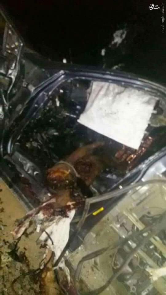 انتحاری ناکام شیخ عشائر الدلیم در تکریت+عکس