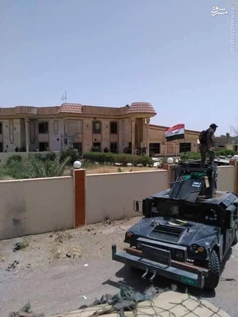 یشروی ارتش عراق در استان نینوی+عکس