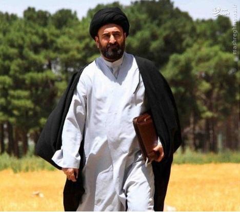 مهران احمدی: برای اولین بار روحانی شدم +عکس