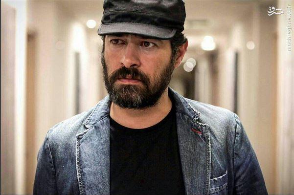 عکس/ گریم جدید شهاب حسینی