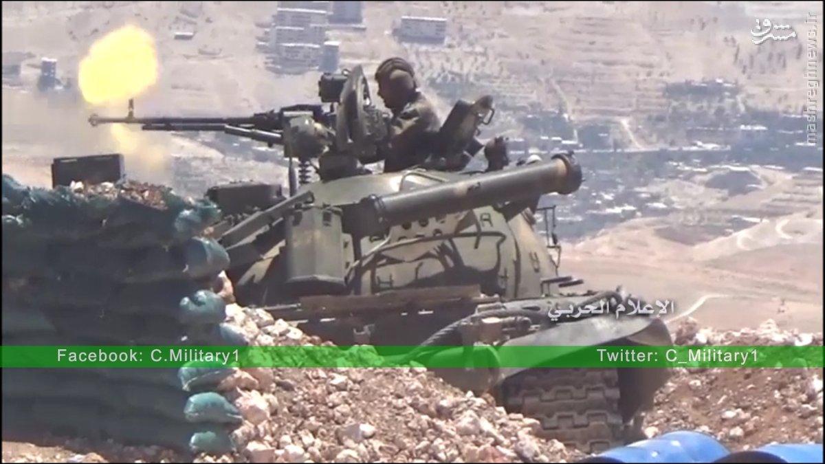 نبردهای حلب به روایت حزب الله+فیلم و عکس