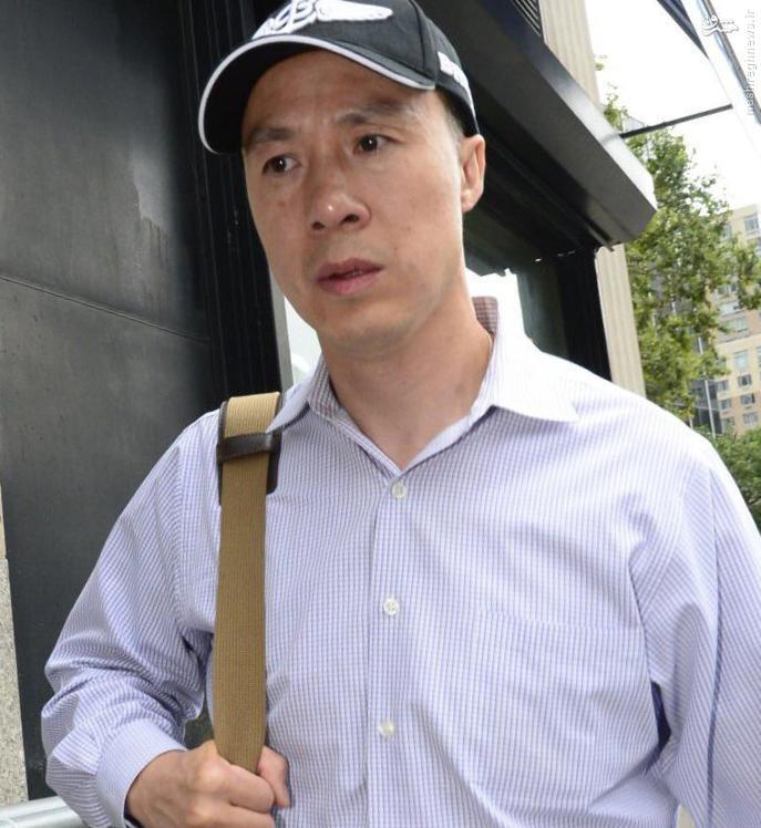 مامور با سابقه FBI، مامور دولت چین از کار درآمد