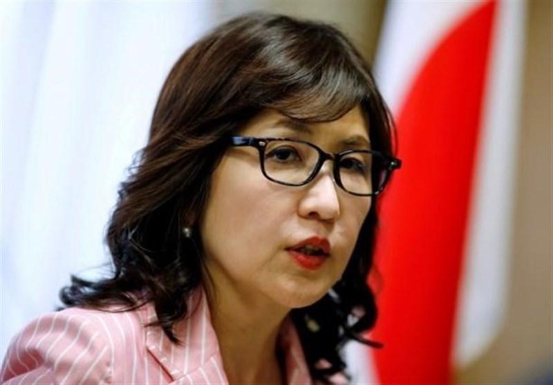 یک زن وزیر دفاع ژاپن شد+عکس