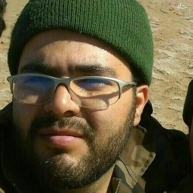 شهادت پزشک مدافع حرم در سوریه+عکس
