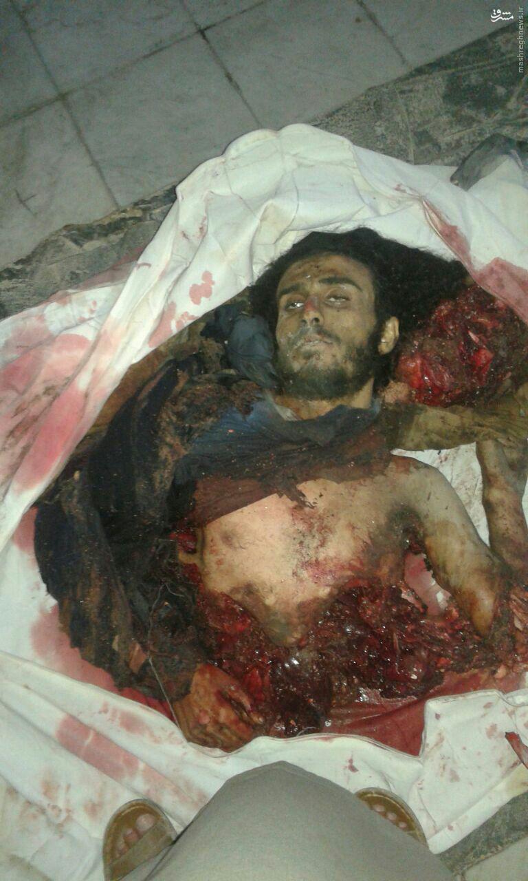 نابودی تیم ترور داعش توسط القاعده در ادلب+عکس